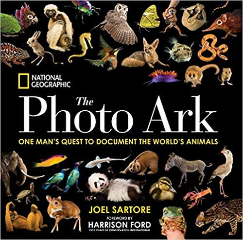 Book: National Geographic The Photo Ark: One Man's Quest to Document the World's Animals