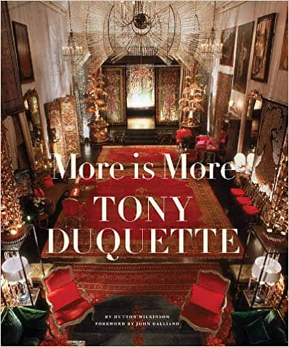 Book: More Is More: Tony Duquette
