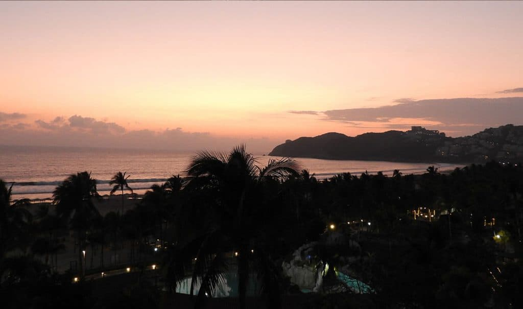 Staying at the Princess Mundo Imperial Resort in Acapulco, Mexico