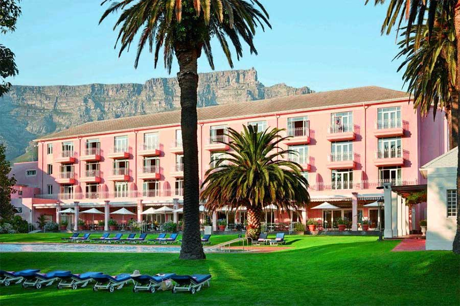 belmond mount nelson hotel in cape town south africa