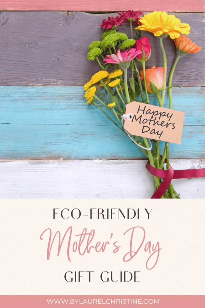 eco friendly mother's day gifts pin