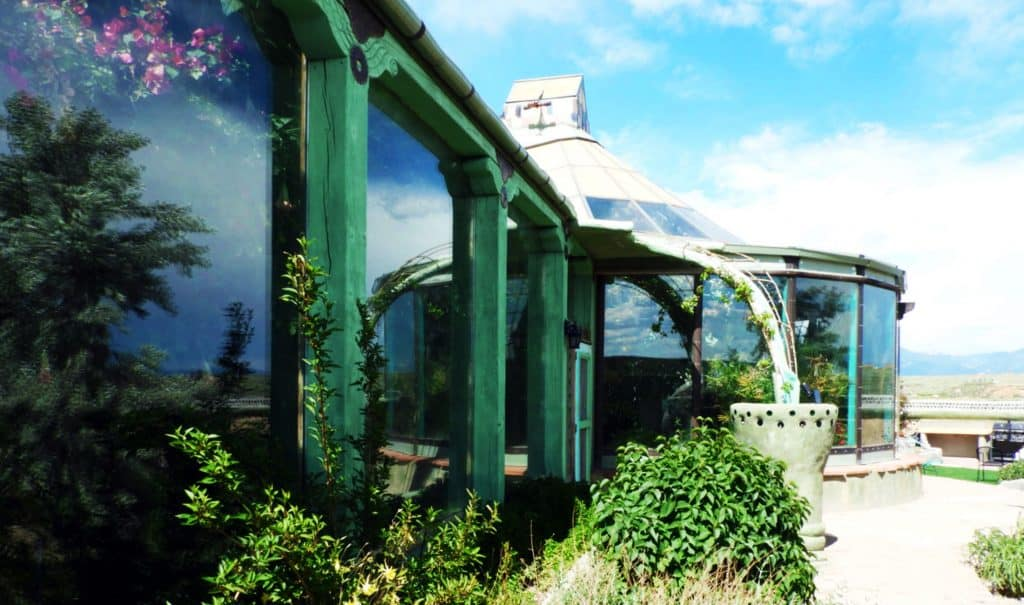 Experience An Earthship House: Stay Off-Grid In Taos, New Mexico